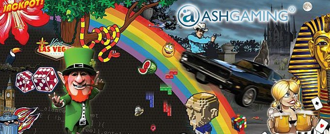 Play Ash Gaming slots at bgo casino