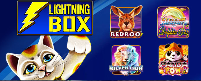 Play Lightning Box slots at LeoVegas casino