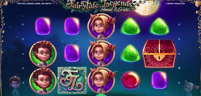 Play the Fairytale Legends: Hansel & Gretel slot at Casumo