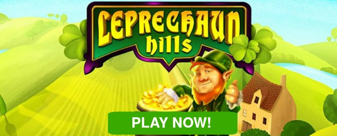 Play Leprechaun Hills slot at Casumo casino