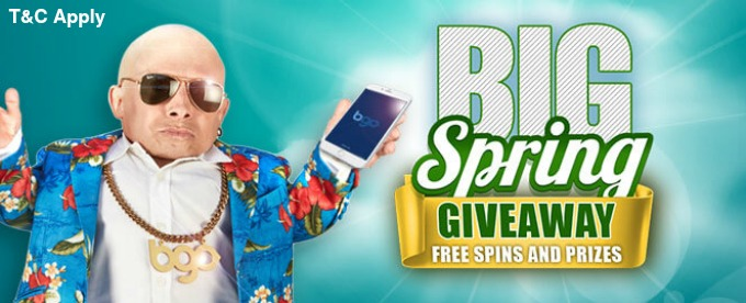 Win gadgets at Bgo casino