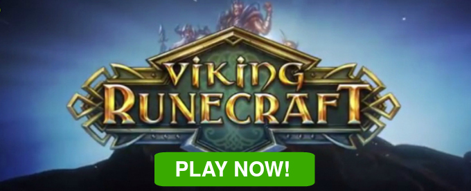 Play Viking Runecraft slot at Dunder casino soon