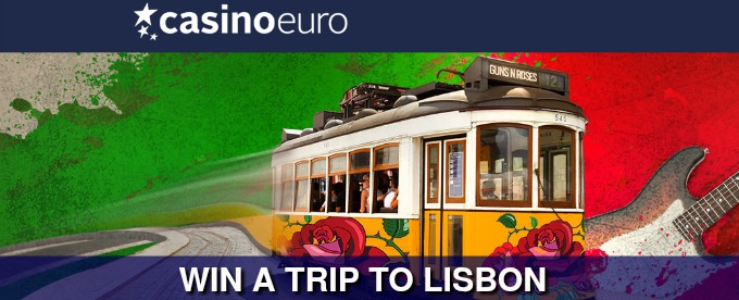 Win tickets to Guns N' Roses gig in Lisbon at CasinoEuro