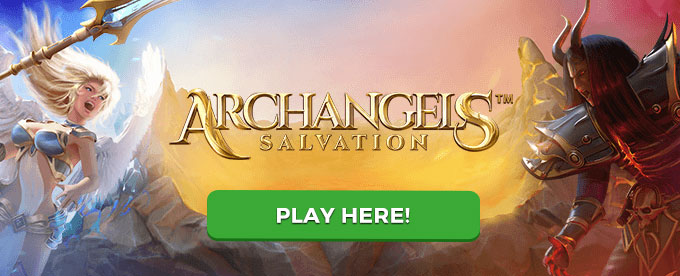 Play Archangels: Salvation slot here!