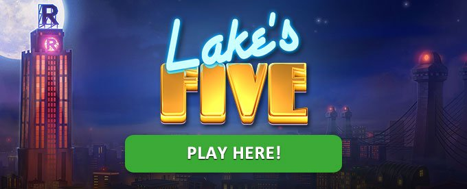 Play Lake's Five slot here!