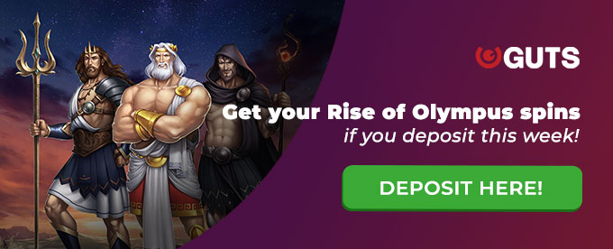 Click here to play Rise of Olympus slot