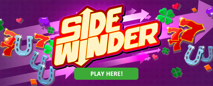 click to play Sidewinder slot