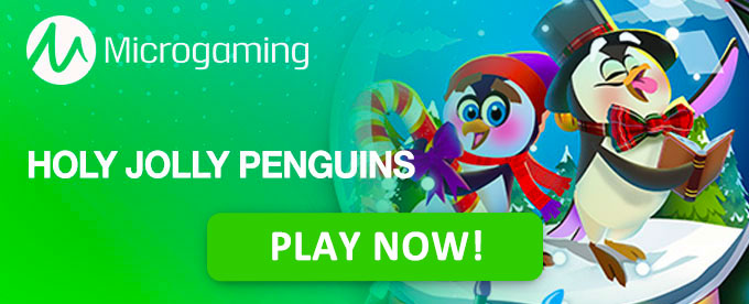 Play Holly Jolly Penguins now!