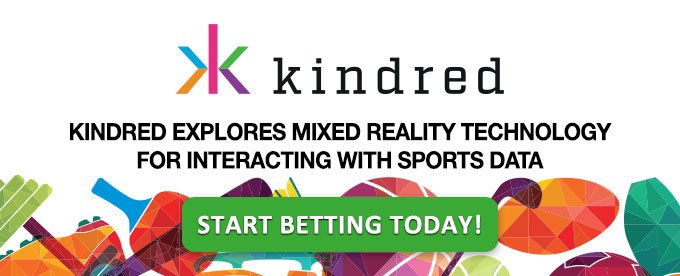 Start betting with Kindred
