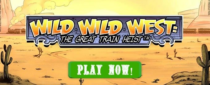 Play Wild Wild West slot at Casumo Casino