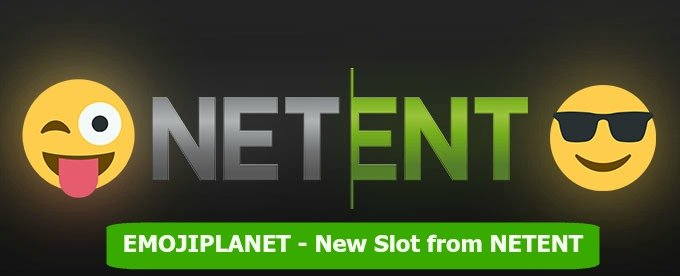 NetEnt announces the new Emojiplanet slot