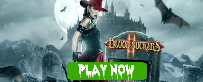Try Blood Suckers 2 slot at Betsafe Casino from 2nd March