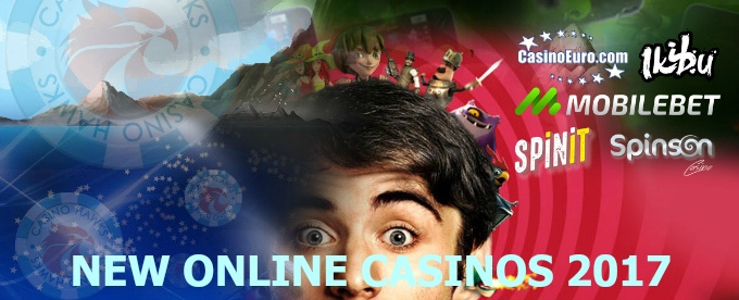 Newest Online Casinos (Newest to Oldest)