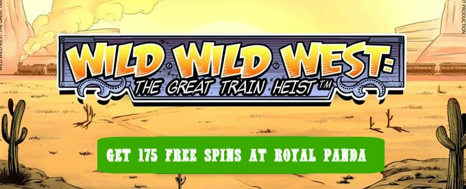 Get Free Spins at Royal Panda Casino