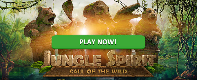 Play Jungle Spirit Call of the Wild slot at Casumo Casino soon