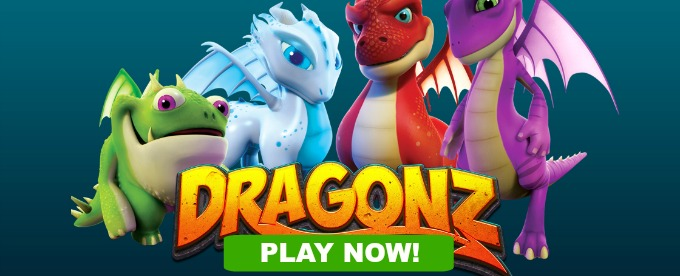 Play Dragonz slot at Casumo Casino and get bonus