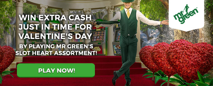 Play now with Mr Green casino