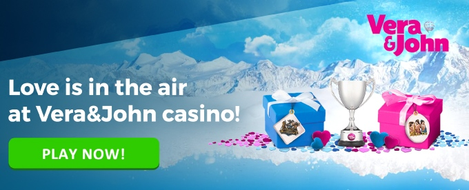 Play now at Vera&John casino