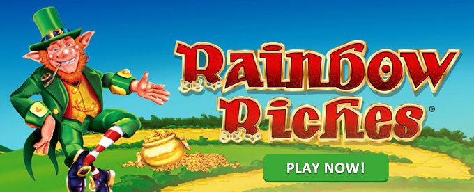 Play Rainbow Riches slot at Betsafe casino