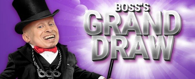 Bgo Casino Boss announces the  £1,000,000 Grand Draw