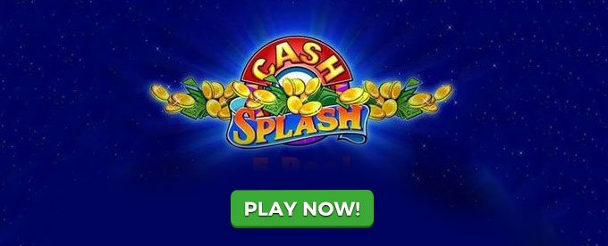 Play Cash Splash slot at Dunder casino