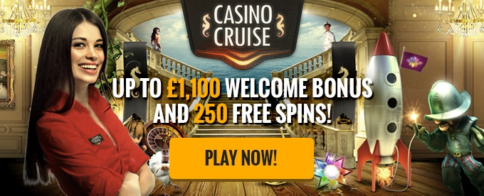 Get Casino cruise welcome bonus