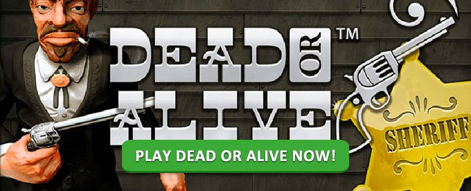 Play Dead or Alive slot at Casumo casino