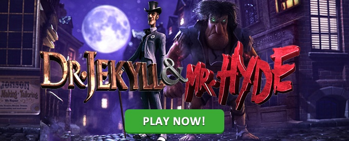 Play Dr. Jekyll & Mr. Hyde Slot at ComeOn casino