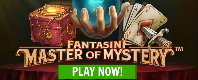 Play Fantasini Master of Mystery slot at Casumo casino