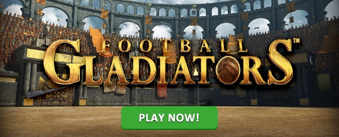 Play Football Gladiators on Unibet Casino