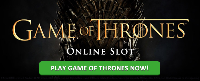 Play Game of Thrones slot on Casumo casino
