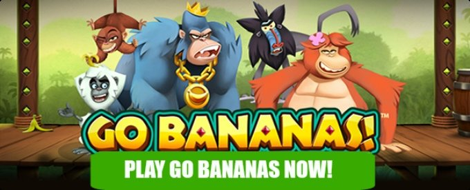 Play Go Bananas slot at Casumo casno