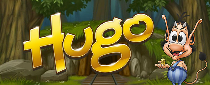 Play Hugo slot at Dunder casino
