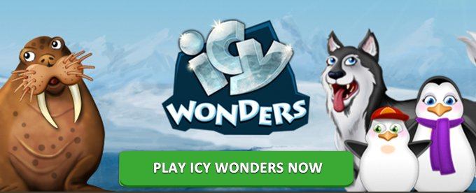 Play Icy Wonders slot at Instacasino