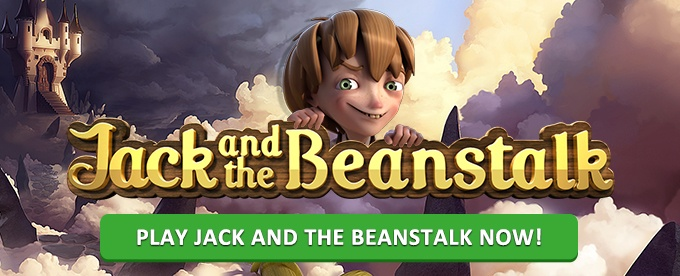 Play Jack and the Beanstalk on Casumo casino