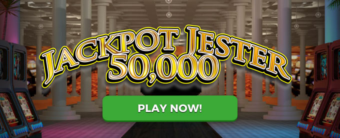 Play Jackpot Jester 50,000 at LeoVegas casino