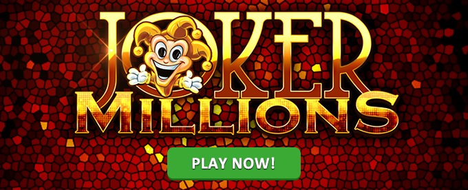 Play Joker Millions at Mr Green casino