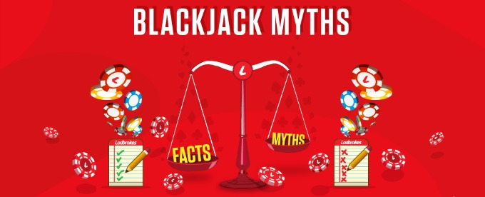 Ladbrokes casino just busted the Blackjack Myths