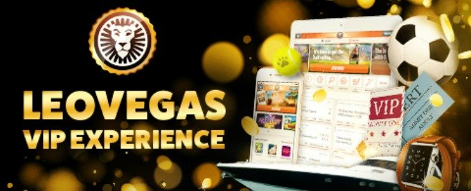 Join LeoVegas VIP program now