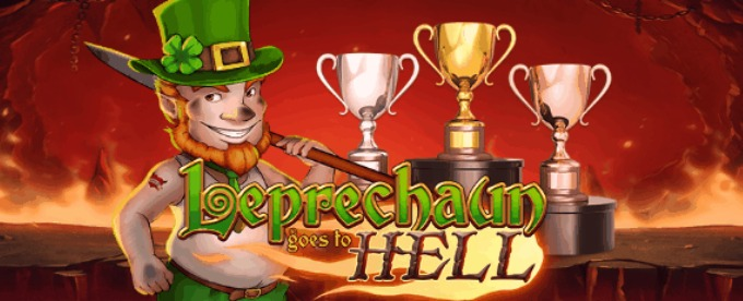 Win a share of £10,000 at Unibet Casino with exclusive Leprachaun goes to Hell slot