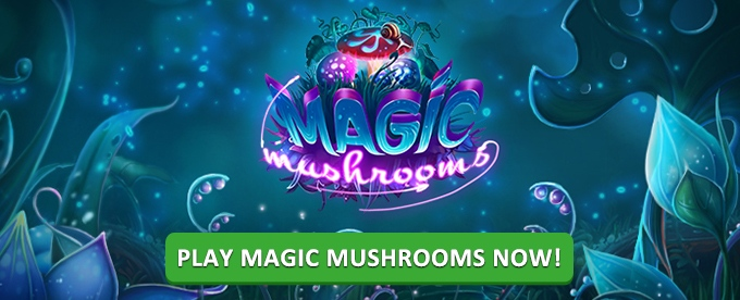 Play Magic Mushrooms slot on Leo Vegas casino