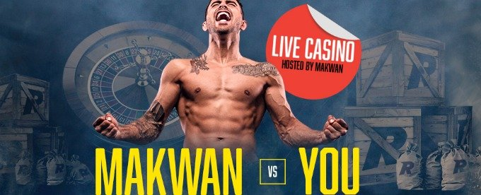 Play Roulette with UFC Star Makwan Amirkhani