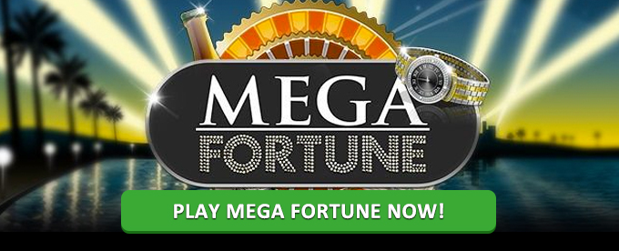 Play Mega Fortune jackpot slot at Casumo Casino
