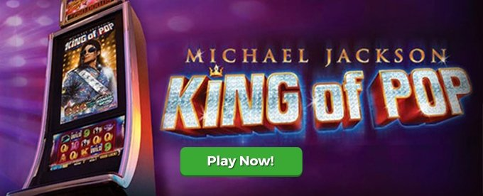 Play Michael jackson slot at Casumo Casino