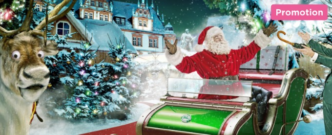 Get early Christmas gifts worth €350,000 at Mr Green Casino