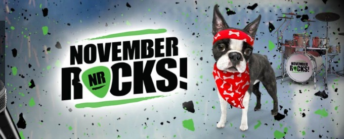 November Rocks Promo at Mr Smith Casino