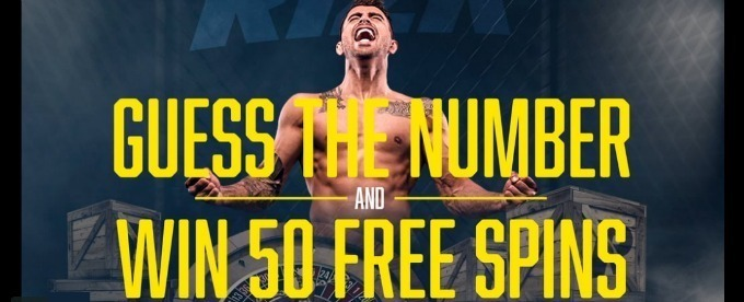 Get 50 Free Spins at Rizk Casino