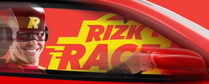 Rizk Race promotion - new edition