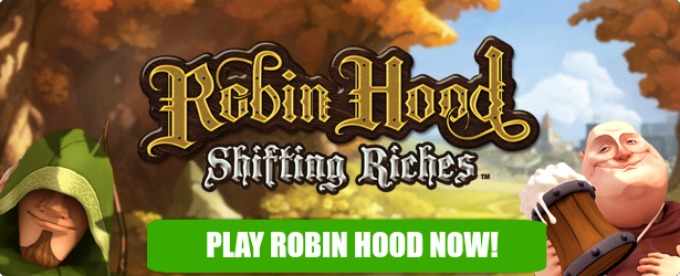 Обзор слота Робин Гуда Shifting Riches