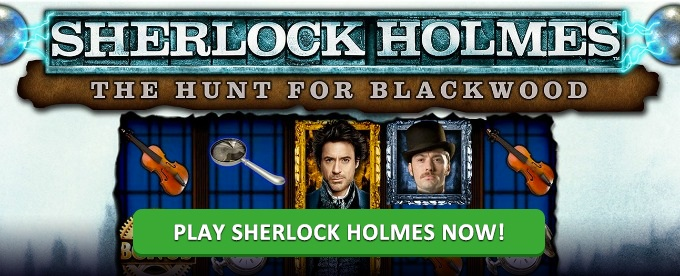 Play Sherlock Holmes The Hunt for Blackwood Slot on Casumo casino